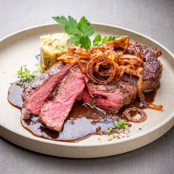 Cultbeef Rib Eye Steak. Rib Eye Steak vom Cultbeef aus Österreich kaufen