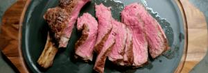 Rezept: Prime Rib Dry Aged von der Kalbin & klassische Beilagen