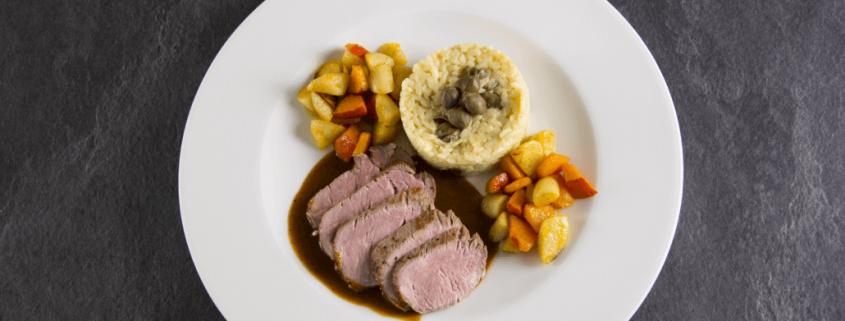 Rezept: Kalbsfilet im Ganzen - Wiesbauer Gourmet Fleisch Online Shop, Wiesbauer Gourmet Online Shop, Fleisch online kaufen