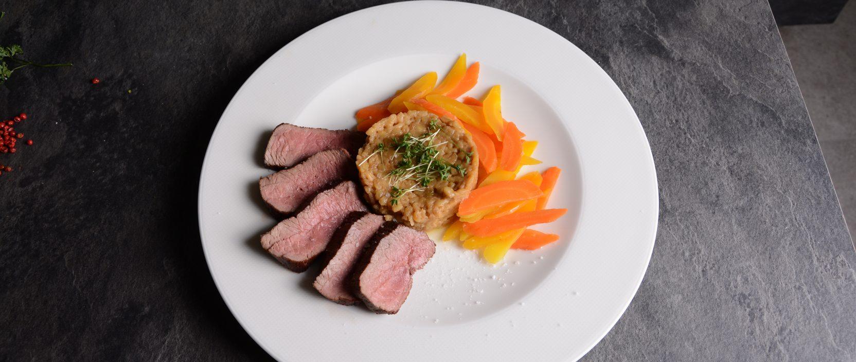 Straußenfleisch als Proteinlieferant von Wiesbauer Gourmet kaufen