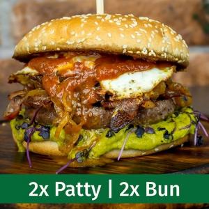Dry Aged Beef Burger Package bestellen