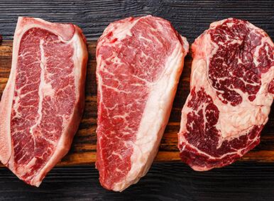 Steaks kaufen im Wiesbauer Gourmet Online Shop. Premium Fleisch zum Top Preis