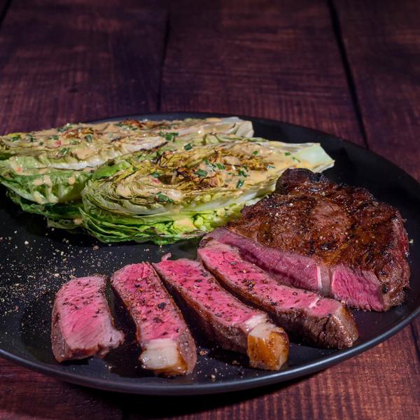 Kalbin Ribeye Steak aus Österreich online kaufen, Rib Eye Steak aus Österreich. Entrecote Österreich