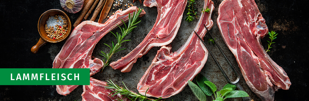Lammfleisch, Lammfleisch kaufen, Lammfleisch online kaufen, Lammfleisch bestellen, Lammfleisch aus Neuuseeland