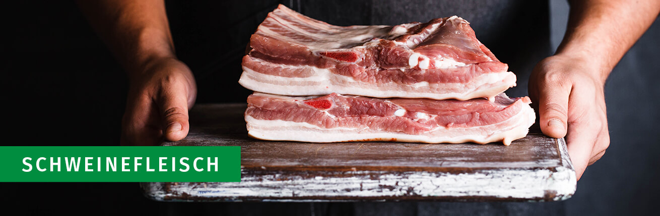 Schweinefleisch online kaufen, Duroc Mangalica, Mangaliza Schweinefleisch kaufen