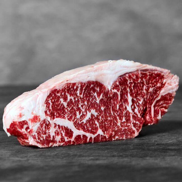 Wagyu Beef Beiried BMS 6-8 kaufen. Wagyu Beef Beiried aus Australien online kaufen! Premium Wagyu Rinder Beiried mit zarter Marmorierung & schöner weißer Fettabdeckung! ✓ Wagyu Beef Beiried kaufen ✓ Wagyu Beef Beiried / Australien. Rinder Beiried bestellen. 24 h Lieferung in eigener Kühlbox, garantierte Kühlkette!