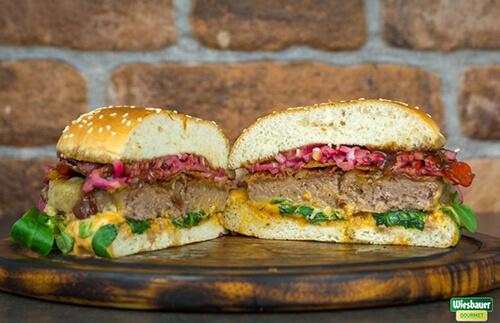 Premium Beef Burger kaufen im Wiesbauer Gourmet Online Shop. Premium Fleisch zum Top Preis
