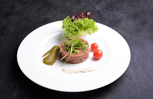 Vorspeisenklassiker: Beef Tartare