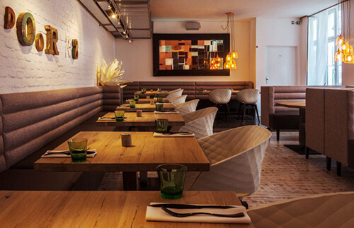 A different kind of steakhouse - Wenn Steakessen zum Erlebnis wird! Gastraum