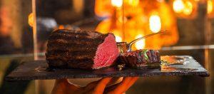 A different kind of steakhouse - Wenn Steakessen zum Erlebnis wird!