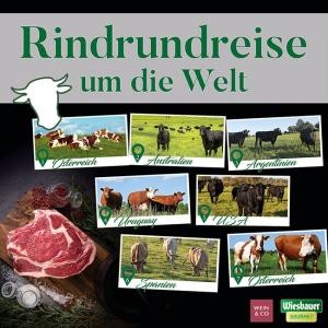 Rindrundreise Wiesbauer Gourmet kaufen im Wiesbauer Gourmet Online Shop. Premium Fleisch zum Top Preis