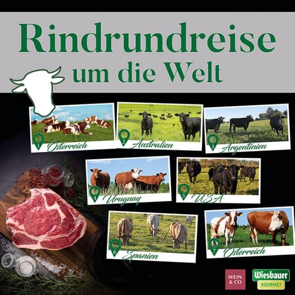 Rindrundreise Wiesbauer Gourmet