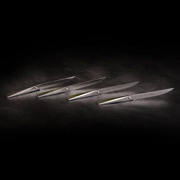 Steakmesserset CHROMA Type 301 4 teilig im F.A. Porsche Design kaufen