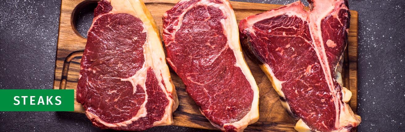 Steaks kaufen Wiesbauer-Gourmet