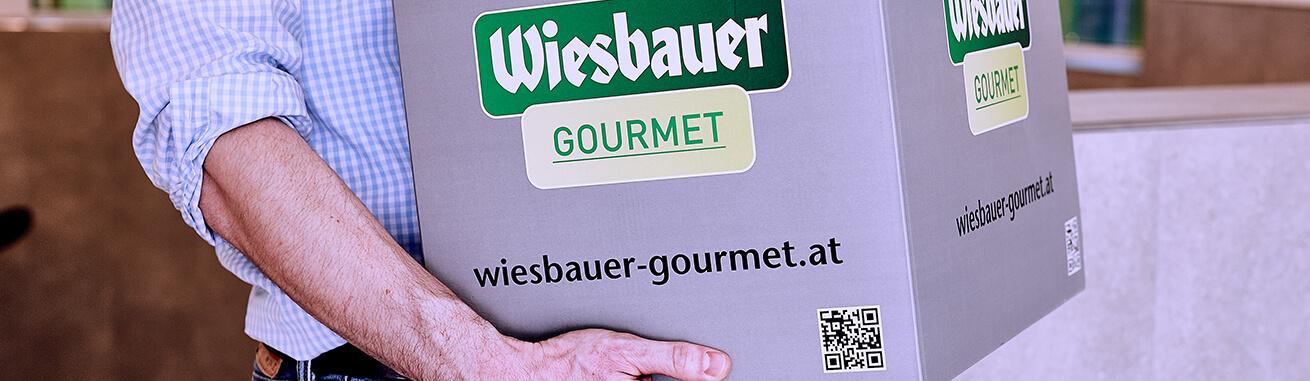 Versand Informationen Wiesbauer Gourmet