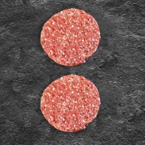 Dry Aged Rindfleisch Burger Patties Doppelpack