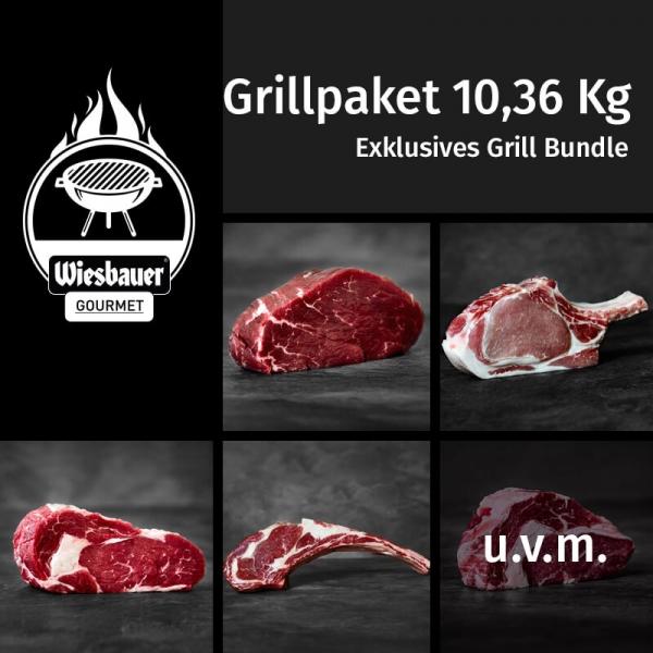 Grill Fleisch Bundle 10,36 Kg Grillpaket kaufen. Grillfleisch kaufen. 34 Stück! Jetzt online bestes Grillfleisch kaufen. Schneller Versand, frisch geliefert