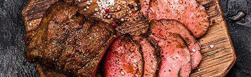 Roastbeef online kaufen, Roastbeef bestellen, Roastbeef Wiesbauer Gourmet kaufen