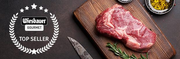 Top Seller kaufen im Wiesbauer Gourmet Online Shop. Premium Fleisch zum Top Preis