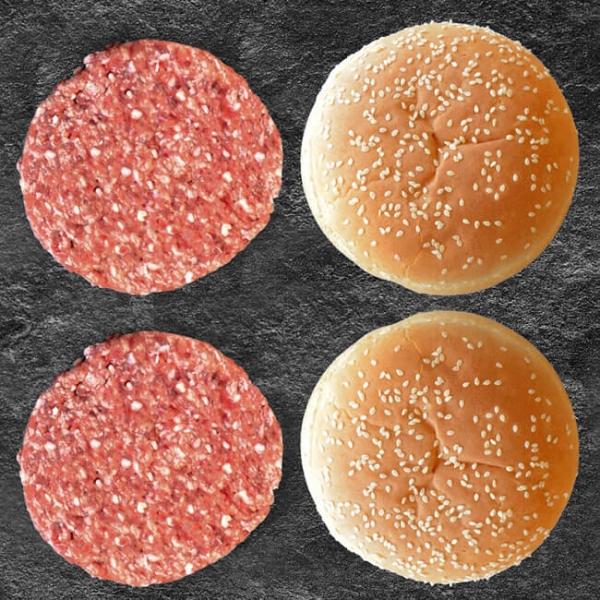 Dry Aged Beef Burger Package online bestellen