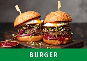 Burger online kaufen. Burger Fleisch online kaufen. Die Burger Pakete von Wiesbauer Gourmet jetzt im Online Shop bestellen