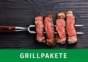 Grillpakete online kaufen. Grillfleisch online kaufen. Die Grillpakete von Wiesbauer Gourmet jetzt im Online Shop bestellen