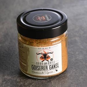 Goiserer Gansl - Geflügel Gewürzmischung 150 g. Geflügel Gewürzmischung für knusprige Gänsebraten und Entenbraten von Grillmeister Marcel Ksoll!