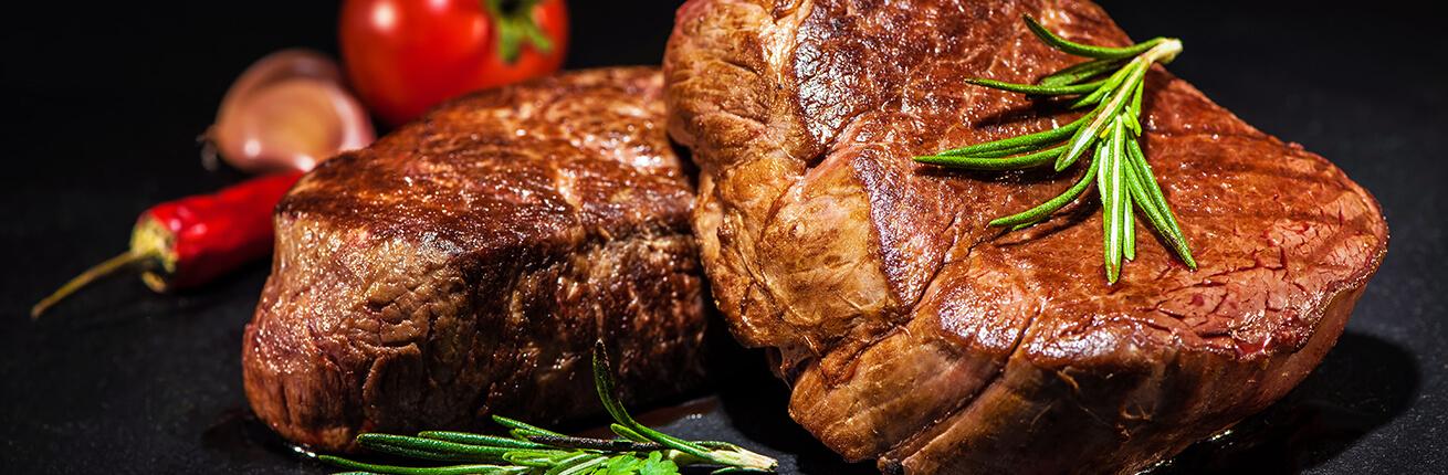 Rinderfilet kaufen, Rinderfilet aus Österreich, Rinderfilet Premium Fleisch, Rinder Lungenbraten, Rinderfilet Steaks geschnitten