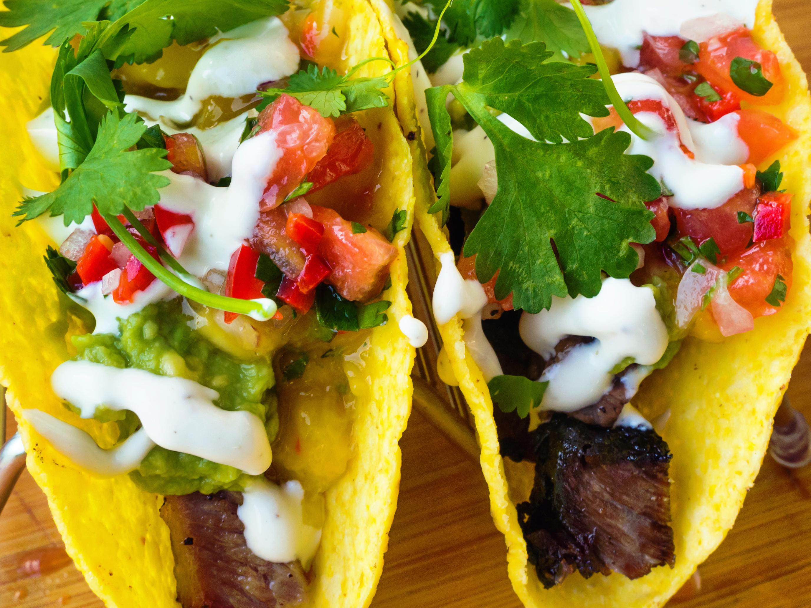 Olvahh´s Mexican Beef Ribs Tacos