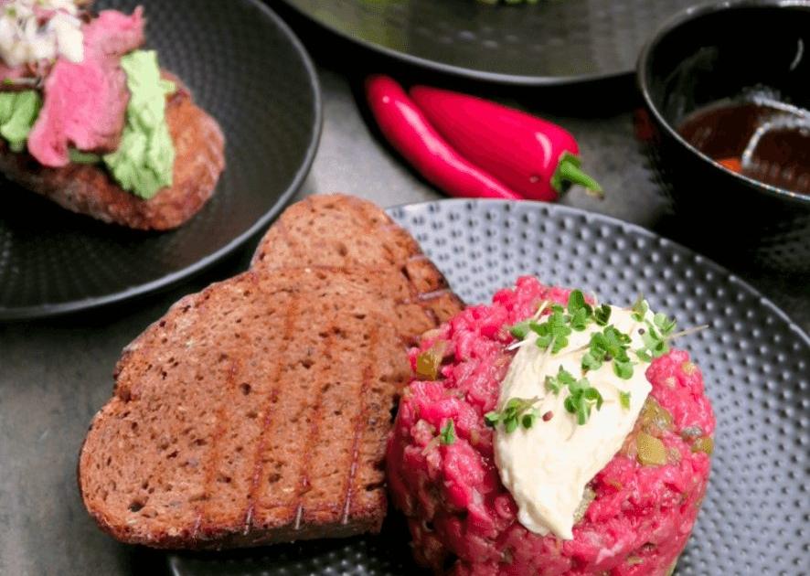 Steakbrot Rezept. Beste Steaks online kaufen bei Wiesbauer-Gourmet. Steaks kaufen