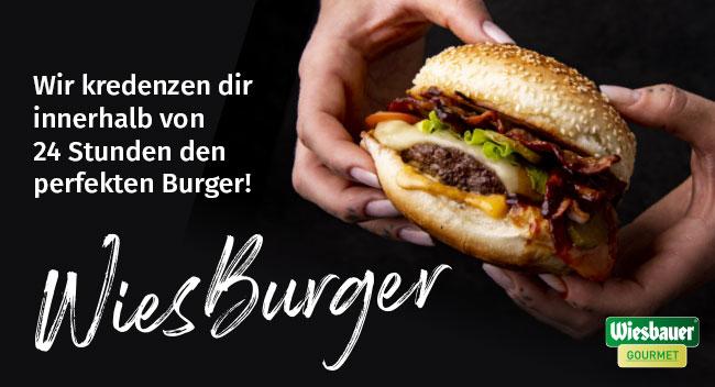 Burger Patties kaufen Wiesbauer Gourmet, Gourmet Burger Patties in bester Qualität kaufen. Dry Aged Beef Burger Patties, Wagyu Burger Patties, Burger Pakete online kaufen