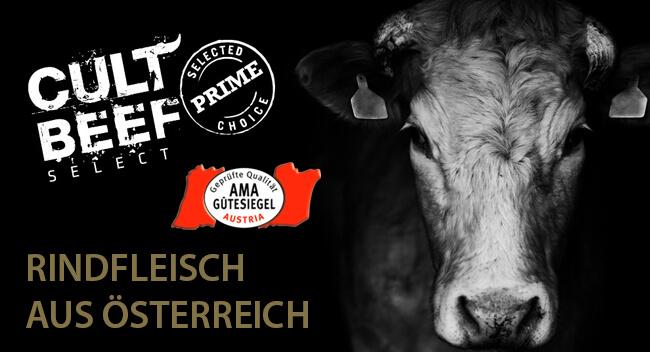 Cult Beef Rindfleisch aus Österreich. Cult Beef, Cultbeef, Cultbeef Fleisch kaufen, Cult Beef Fleisch kaufen, Rindfleisch aus Österreich, Fleisch aus Österreich. regionales Fleisch, Ama