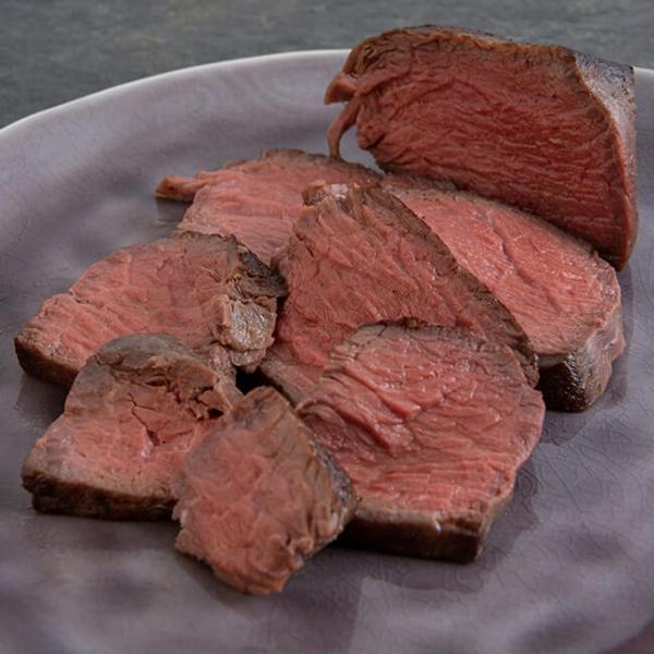 Easy Steak Filet 250 g = 1 Steak ➤ gelingsischeres, Sous-vide Filet Steak. Regionales Premium Fleisch, servierfertig in nur wenigen Minuten. Filet Steak