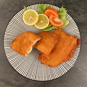 Schweins Cordon bleu 5 Stk = 900 g tiefgefroren für 5 Personen kaufen. Panierte Schweins Cordon bleu online kaufen. Schnelle Lieferung in 24 h!