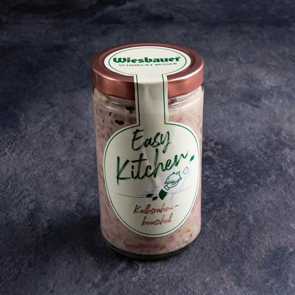 Easy Kitchen Kalbsrahmbeuschel 280 g