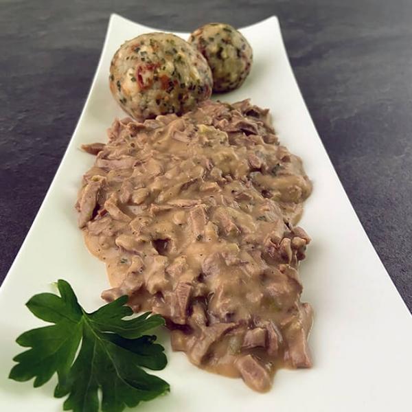 Easy Kitchen Kalbsrahmbeuschel 280 g online kaufen