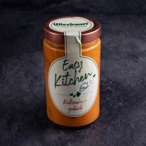 Kalbsrahmgulasch online kaufen, 1 Glas 700 g. Absolut gelingsicher & servierfertig in wenigen Minuten ✓ Zubereitung im Topf oder in der Mikrowelle