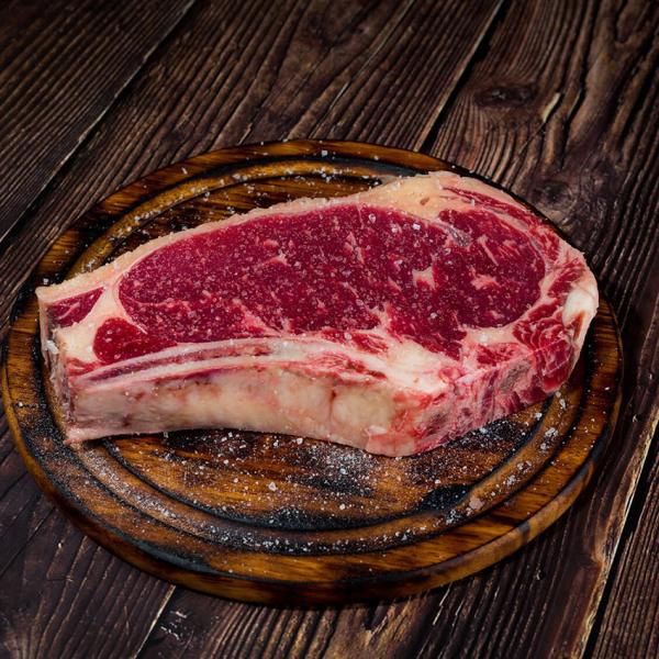Rinder Prime Rib Steak dry aged, US Prime Rib Steak. Steak online kaufen bei Wiesbauer Gourmet