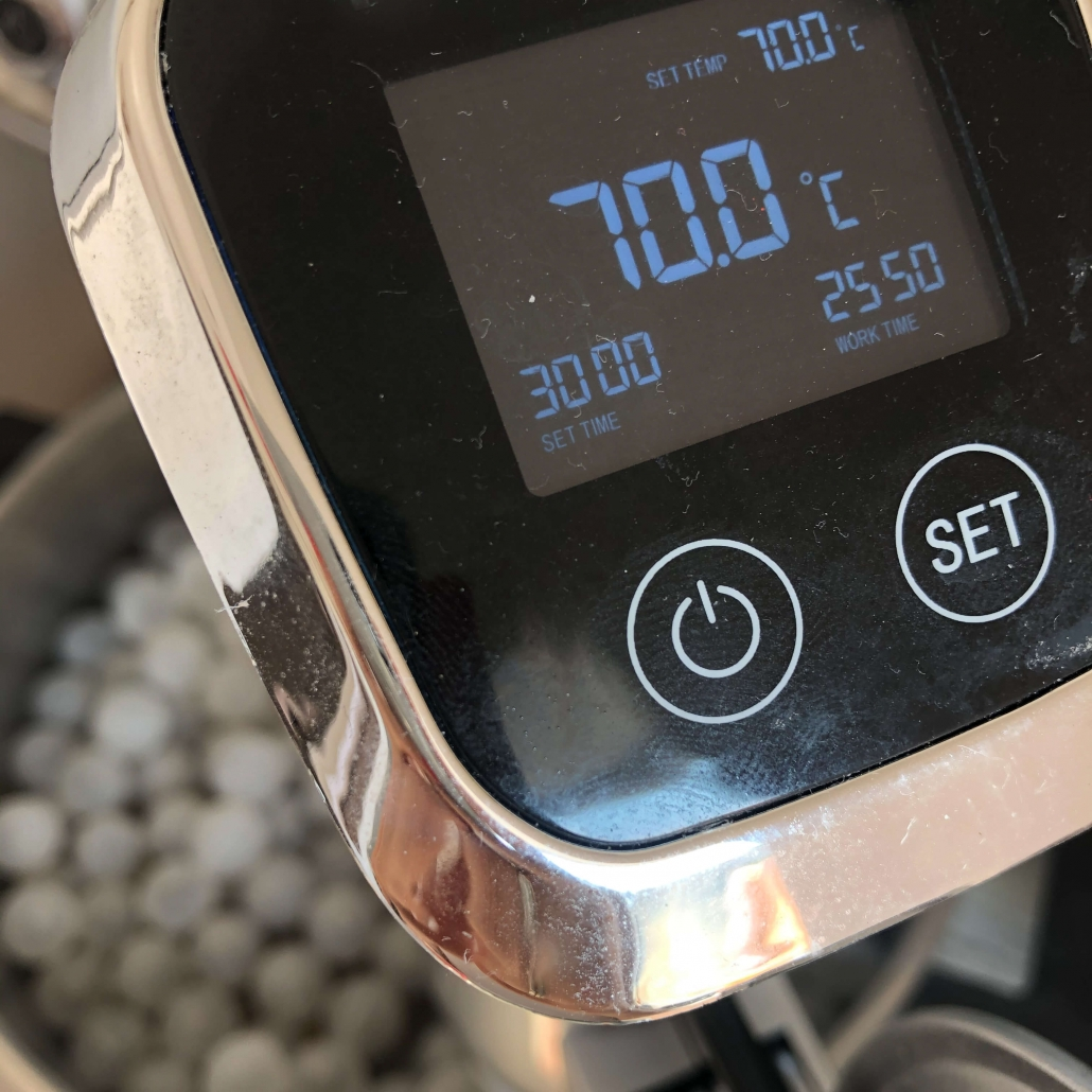 Z.ooking´s Sous Vide Rinder Shortribs