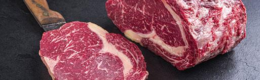 Wiesbauer-Gourmet Dry Aged. Dry Afed Fleisch online kaufen. Dry Aged Kalbin, Dry Aged Rindfleisch, Dry Aged Beef