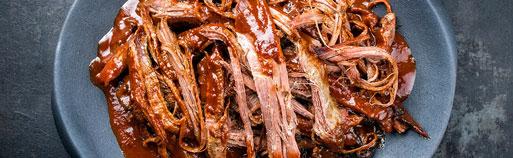 Wiesbauer-Gourmet Pulled Pork. Pulled Pork online kaufen und bestellen. Wiesbauer Pulled Pork