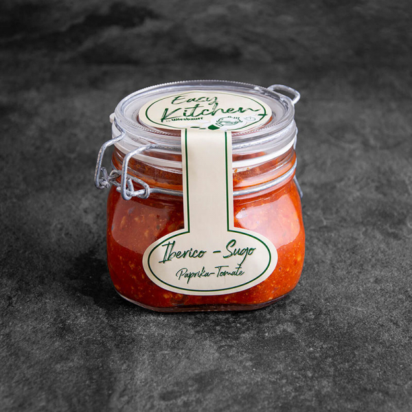 Iberico Sugo Paprika-Tomate 500 g
