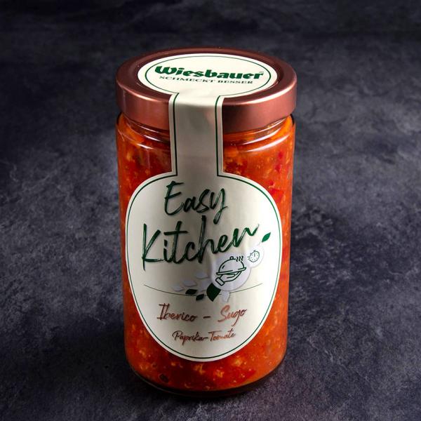 Easy Kitchen Iberico Sugo Paprika-Tomate, gelingsicher von Wiesbauer Gourmet!