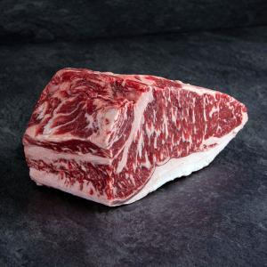 Wagyu Beef Beiried BMS 6-8 Steak 1 Kg kaufen. Wagyu Steak 1kg kaufen. Wagyu Beiried mit zarter Marmorierung kaufen. ✓ Lieferung in 24 h!