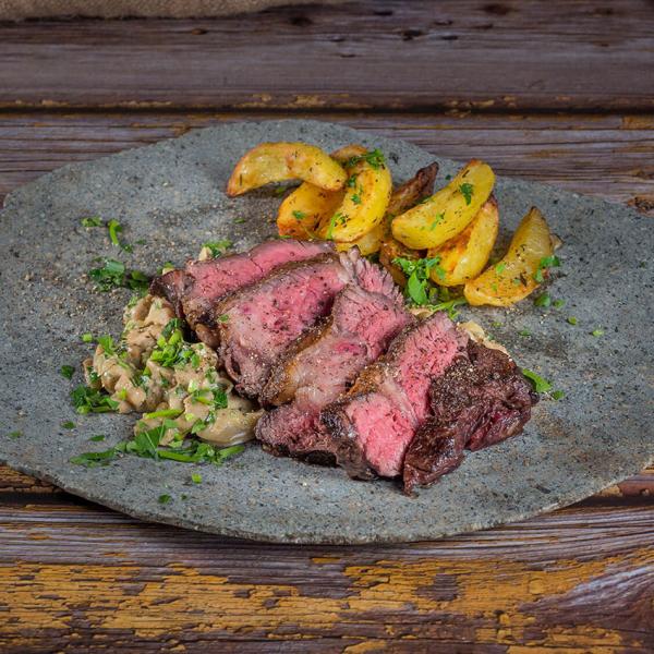 Wasser Büffel Ribeye Steak, Wasserbüffel Rib Eye Steak kaufen