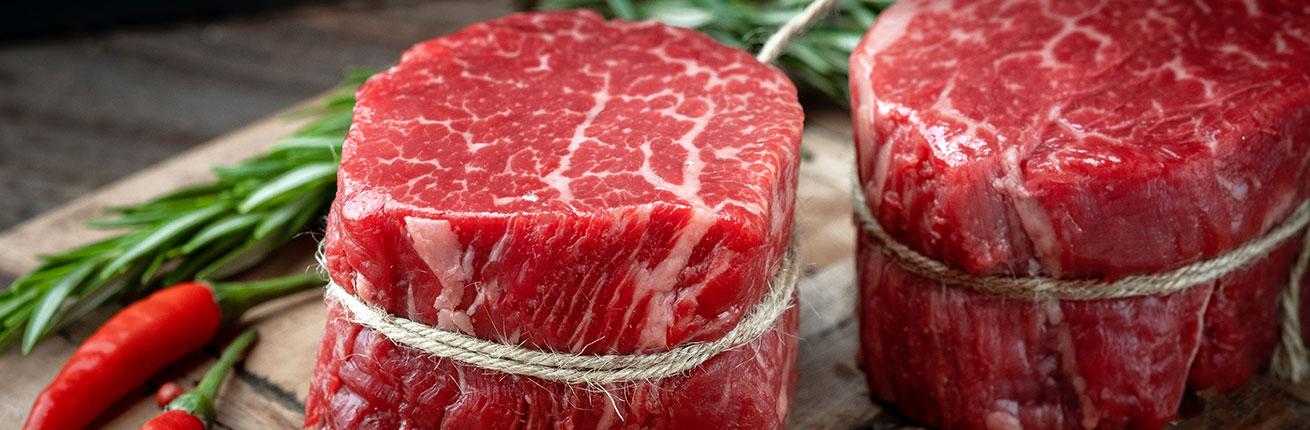 Rinderfilet im Ganzen online kaufen ➤ Premium Rinder Filets im Ganzen ✓ Rinder Lungenbraten kaufen ✓ Filet Steak kaufen im Ganzen!