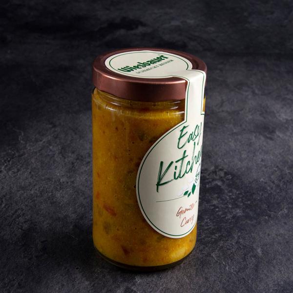 Easy Kitchen Gemüse Curry 700 g