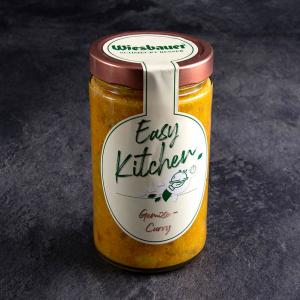 Easy Kitchen Gemüse Curry 700 g Wiesbauer-Gourmet