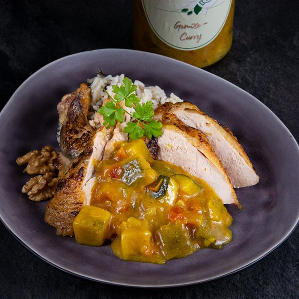 Easy Kitchen Gemüse Curry 700 g, gelingsicheres Gemüsecurry von Wiesbauer Gourmet online bestellen