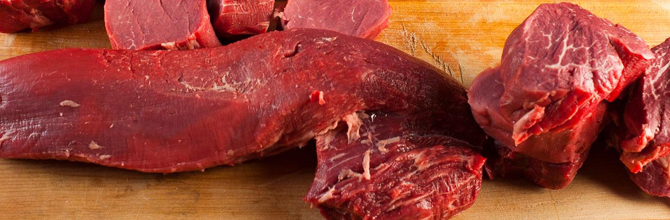 Rindslungenbraten im Ganzen online kaufen ➤ Premium Rinder Lungenbraten im Ganzen ✓ Rinder Lungenbraten / Filet Steak im Ganzen online kaufen